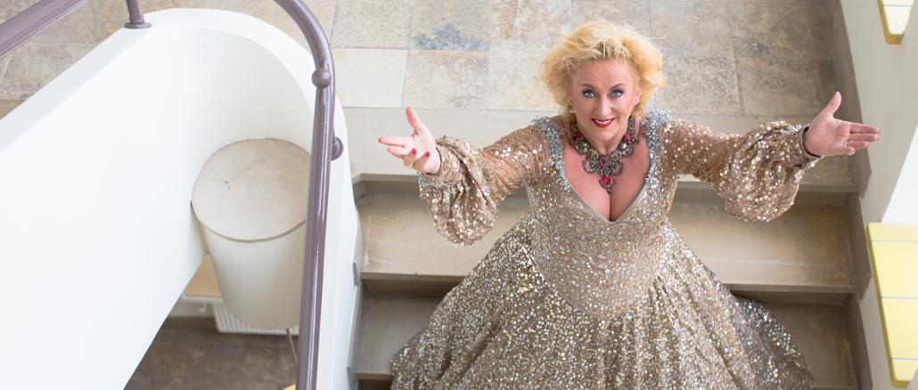 Karin Bloemen: Binnen een week stond ik weer op het toneel